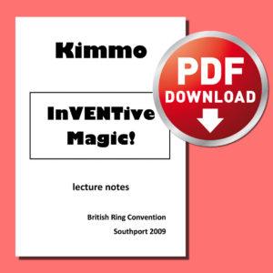 Inventive Magic (Digital Download) by KIMMO