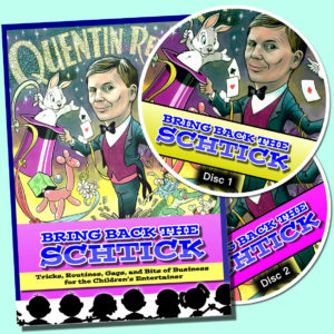 BRING BACK THE SCHTICK