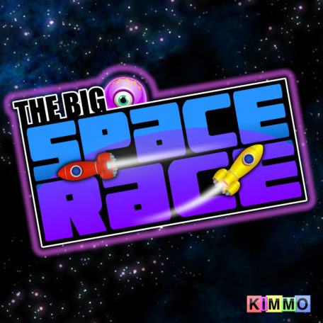The Big Space Race by KIMMO
