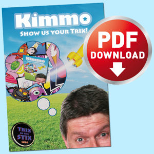 Show us your Trix by Kimmo