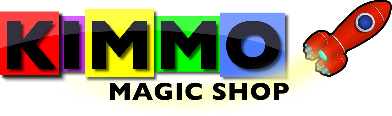 Kimmo's Magic Shop - Magic for Children's and Family Entertainers