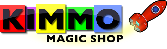 Kimmo's Magic Shop – Magic for Children's and Family Entertainers