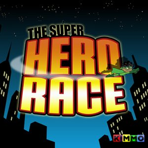 THE SUPER HERO RACE