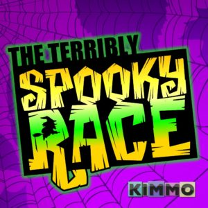 THE TERRIBLY SPOOKY RACE