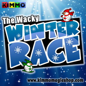 THE WACKY WINTER RACE